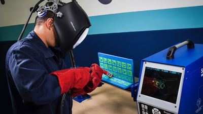 Η Εικονική Πραγματικότητα στην υπηρεσία της εκπαίδευσης Διεθνών Μηχανικών Συγκολλήσεων και Συγκολλητών