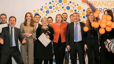 «Ideas That Change Us» από την NN Hellas και το Orange Grove