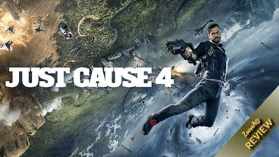 Just Cause 4 - Review: Θεωρία του χάους