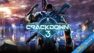 Crackdown 3 - Review: Αυστηρά για old-school gamers