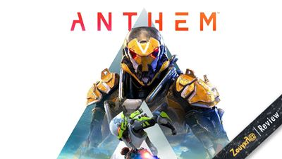 Anthem - Review: Θα μπορούσε να είναι κάτι παραπάνω