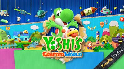 Yoshi's Crafted World - Review: Χαλαρό και διασκεδαστικό