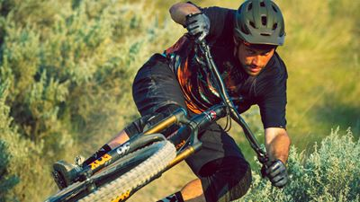 Thomas Vanderham - O Trail Bike Boss