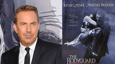 Kevin Costner: «Δεν ήταν η Whitney στην αφίσα του The Bodyguard»