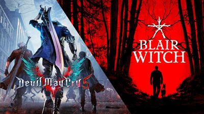 Xbox Game Pass: Devil May Cry 5 και Blair Witch για τον Αύγουστο