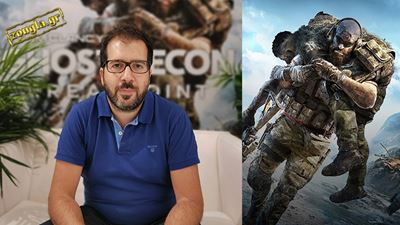 Ghost Recon Breakpoint: Συνέντευξη με τον Creative Director