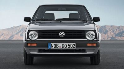 Generation Golf Mk II