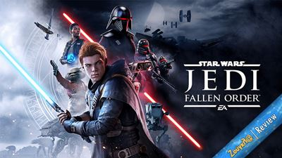 Star Wars Jedi: Fallen Order - Review: Η απόλυτη Jedi εμπειρία