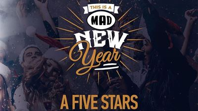 «This is a Mad new year» - Έρχεται το πιο MAD New Year's Eve party!
