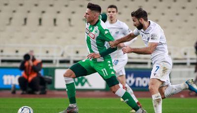 Επέστρεψε στις νίκες ο Παναθηναϊκός, 2-0 τη Λαμία