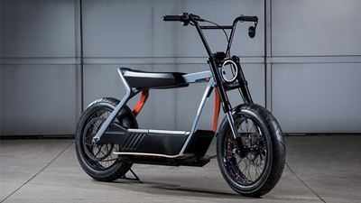 Harley electric concept: Το επόμενο βήμα αφορά σε scooter!