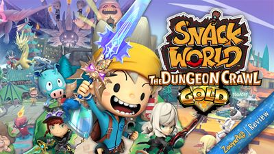 Snack World: The Dungeon Crawler - Gold - Review: Υπάρχουν καλύτερες επιλογές