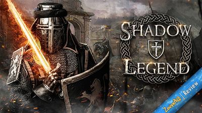 Shadow Legend VR - Review: Μεσαιωνικός παιδότοπος