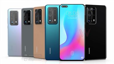 HUAWEI P40 Pro: Έρχεται με τετραπλή κάμερα να ανατρέψει και πάλι τα δεδομένα