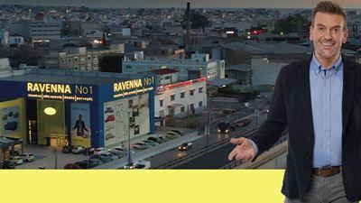 RAVENNA Νο1 και στην Αθήνα!