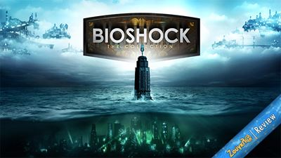 BioShock: The Collection (Nintendo Switch) - Review: Εξαιρετική συλλογή σε φορητή μορφή
