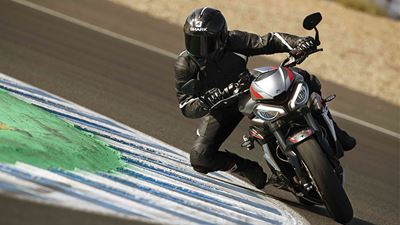 Triumph Street Triple 765 RS: Με ταυτότητα MotoGP!
