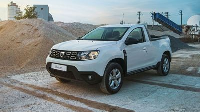To Dacia Duster τώρα και σε pick-up
