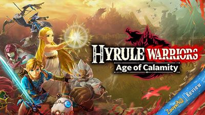 Hyrule Warriors: Age of Calamity - Review: Το prequel του Zelda Breath of the Wild