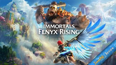 Immortals Fenyx Rising - Review: Μια ανάλαφρη, διασκεδαστική ματιά στην ελληνική μυθολογία