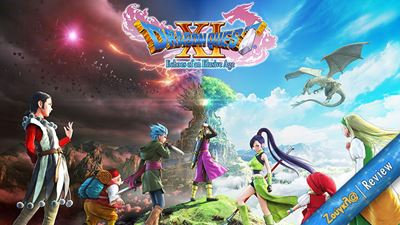 Dragon Quest XI S: Echoes of an Elusive Age - Definitive Edition - Review: Η μεγαλύτερη... μεγάλη περιπέτεια!