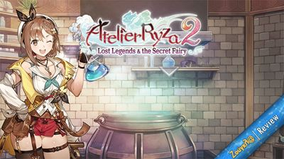 Atelier Ryza 2: Lost Legends & the Secret Fairy - Review: Σχετικά βελτιωμένο sequel