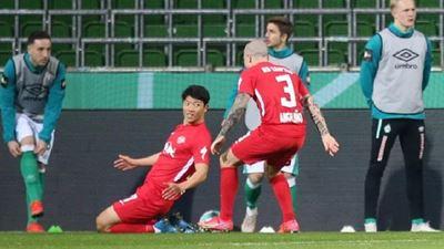 Στο τελικό του Κυπέλλου Γερμανίας η Λειψία, 2-1 τη Βέρντερ στην παράταση