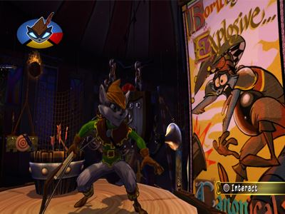 To «Sly Cooper: Thieves in Time» έρχεται στο PlayStation®Vita!