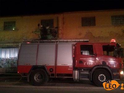 Στις φλόγες κατοικία στη Θεσσαλονίκη