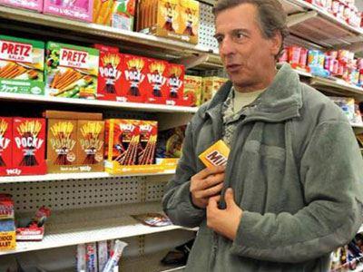 «Συνελήφθη να κλέβει από Super Market ο Μιχάλης Λιάπης»