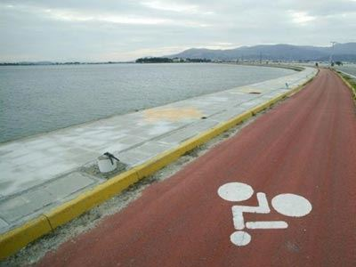 Πάτρα: Ποδηλατόδρομος κατά μήκος του θαλάσσιου μετώπου