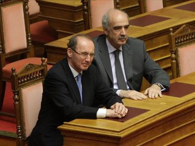 "Othmar Karas: Είπε τον Τσίπρα ""Τσίπρεν"" και όλοι νόμιζαν ότι μιλά για την Κύπρο"