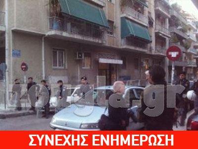 Έρευνες της Αντιτρομοκρατικής σε σπίτια στην Αττική - Βρέθηκαν όπλα