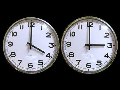 Αλλαγή ώρας 2014: Ποια μέρα πάμε τα ρολόγια μια ώρα μπροστά!