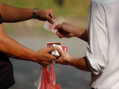 Συνελήφθησαν λαθρέμποροι τσιγάρων στη Θεσσαλονίκη