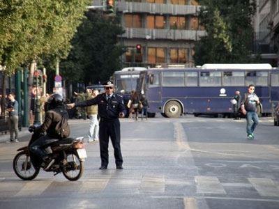 Απαγορεύονται οι συγκεντρώσεις στο κέντρο της Αθήνας