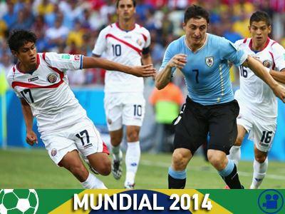 Ουρουγουάη – Κόστα Ρίκα 1-0 (live)