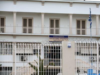 Απόπειρα απόδρασης κρατουμένων από τις φυλακές Κορυδαλλού