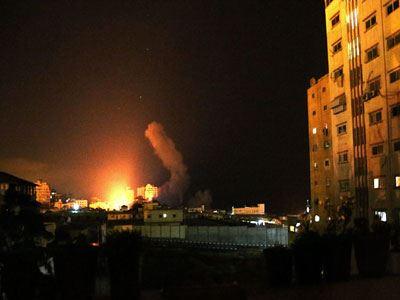 Ισ�αήλ: Ολον�κτιες επιδ�ομές στη Λω�ίδα της Γάζας