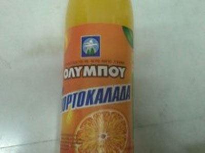 Ανάκληση Πορτοκαλάδας.