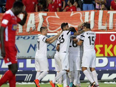 Άνετα ο ΠΑΟΚ, 4-0 τον Πλατανιά