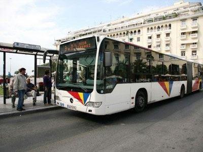 Μέχρι τα μεσάνυχτα τα λεωφορεία του ΟΑΣΘ από 1η Σεπτεμβρίου