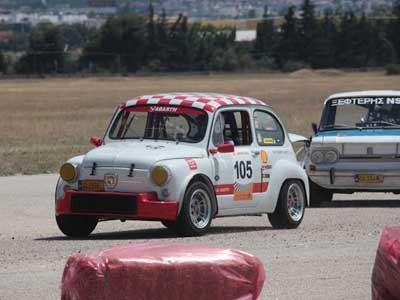 Στο Τατόι η μεγαλύτερη εκδήλωση ιστορικών οχημάτων