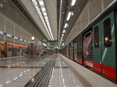 Τετράωρη στάση εργασίας την Τετάρτη στο μετρό