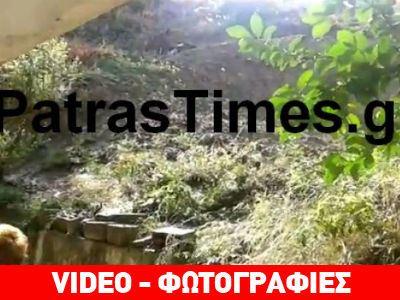 Πάτρα: «Πνίγηκαν» στη λάσπη