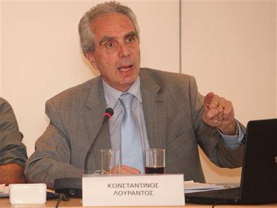 Ο Κώστας Λουράντος νέος πρόεδρος του Πανελλήνιου Φαρμακευτικού Συλλόγου