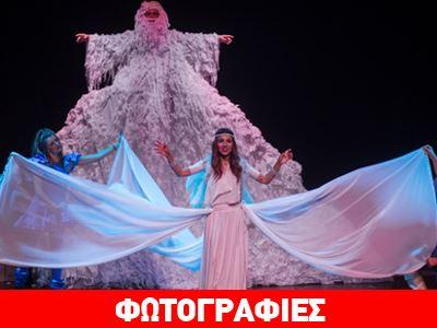Γυάλινο Μουσικό Θέατρο: «Ακροβάτες της τύχης»