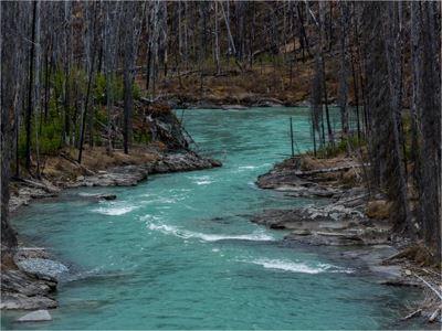 Η αυξημένη ατμοσφαιρική ρύπανση φουσκώνει τα ποτάμια
