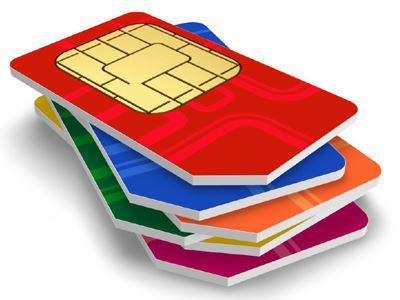 Οι κάρτες SIM ξεπέρασαν σε αριθμό τον παγκόσμιο πληθυσμό