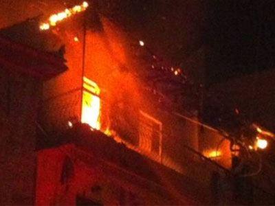 Πυρκαγιά σε διαμέρισμα στο Βόλο